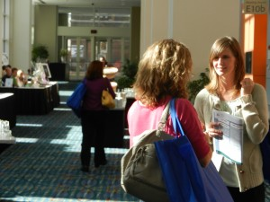 Scene from JRW 2012 Conference