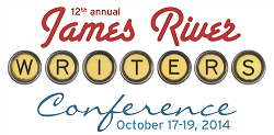 James River Writers Conference 2014 Logo