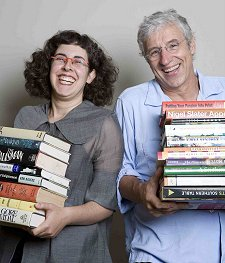 """The Book Doctors"" Arielle Eckstut and David Henry Sterry"