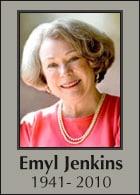 Author and Writer Advocate Emyl Jenkins