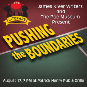 iterary Salon - Pushing the Boundaries