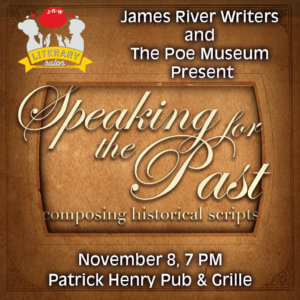 Literary Salon - Speaking for the Past