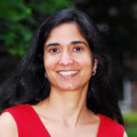 Padma Venkatraman portrait