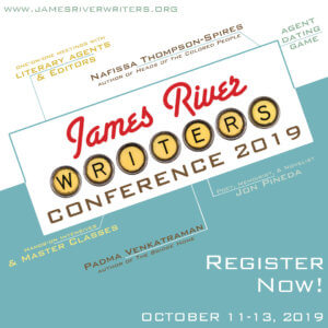 James Writer Writers Conference Register Now!